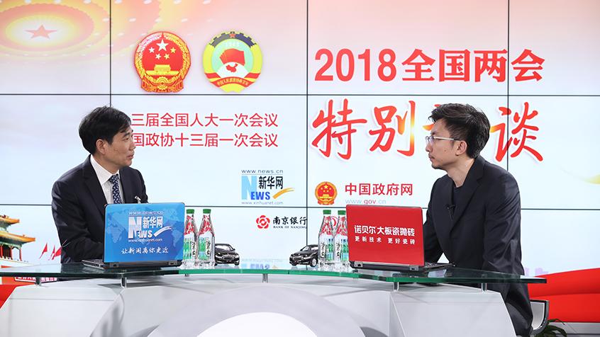 """徐安龙:建立良好口碑 培养""""21世纪的中医"""""""