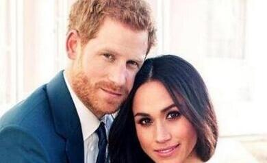 全民狂欢!哈里王子大婚开放 2600多民众前往温莎城堡参加婚礼