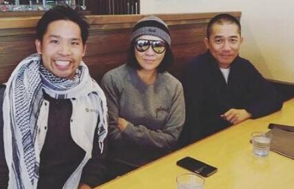 巧遇!网友偶遇梁朝伟刘嘉玲 梁朝伟与刘嘉玲出国滑雪